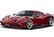 法拉利458 4.5L 自动挡