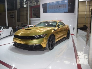 赛麟Mustang 2.3T 自动挡