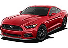Mustang 2.3T 自动挡